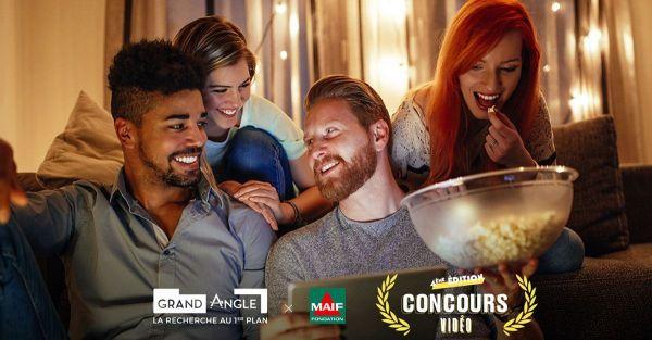 Concours Grand Angle : Votez pour votre vidéo préférée !