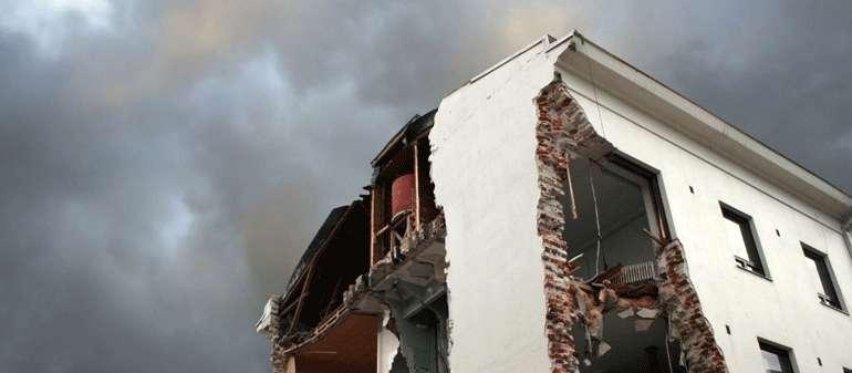 Les conséquences d'un séisme - Des responsables