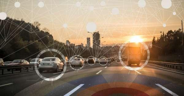 véhicules autonomes ou connectées sur le périphérique