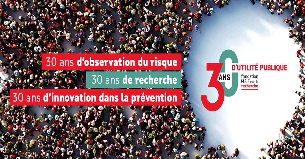 30ans de la Fondation MAIF pour la recherche