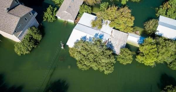 Vivre en zone inondable – de l'eau à perte de vue