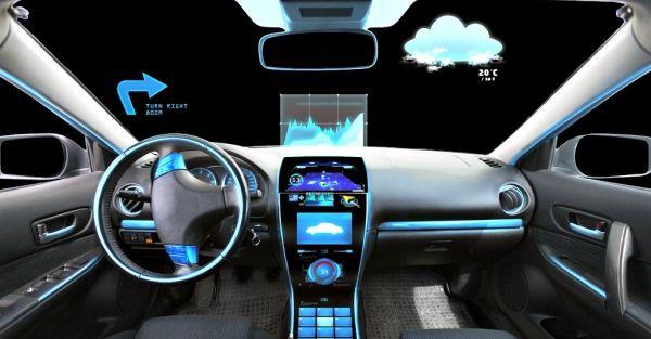 Voiture autonome et contrôle humain