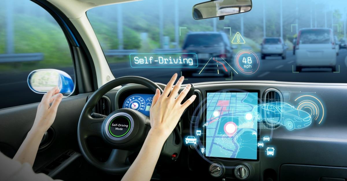 Bilan du projet Véhicule autonome et contrôle humain