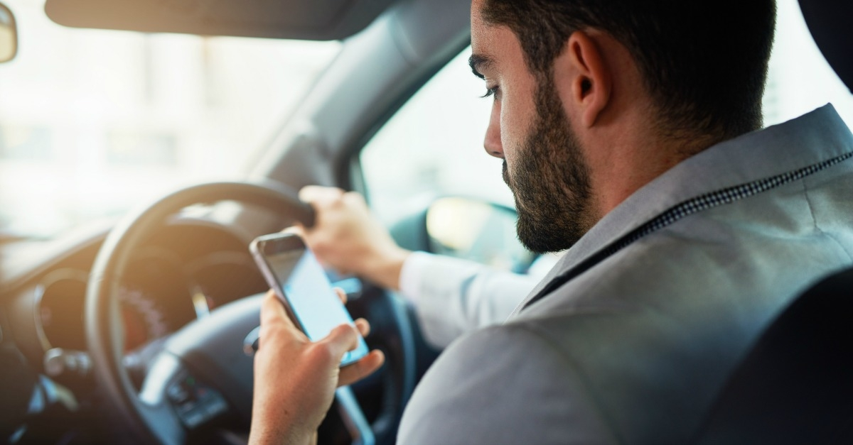 Baromètre Smartphone au volant 2017