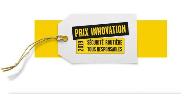 Prix Innovation 2019 - Sécurité Routière Tous Responsables !