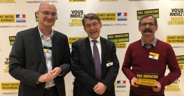 EuroNcasque, soutenu par la Fondation MAIF, primé par la DSR
