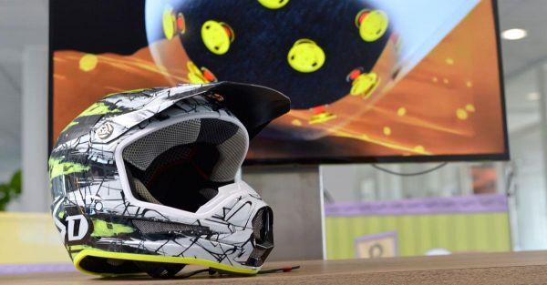 casque moto nouvelle technologie plus sécurisante