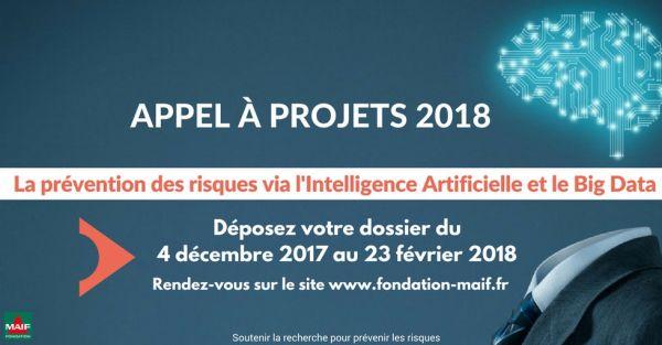 Appel à projets 2018 : Thème et procédures