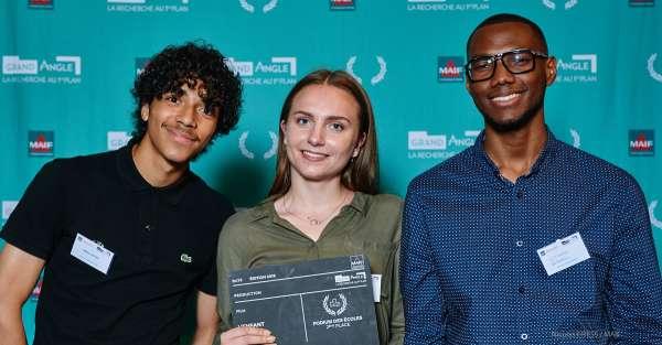 Podium des Ecoles – Lauréat du 2e Prix