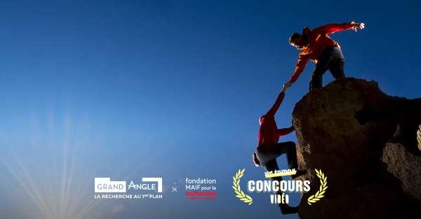 Lancement de la 5e édition du concours vidéo Grand Angle !