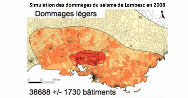 Analyse de la vulnérabilité du bâti au risque sismique