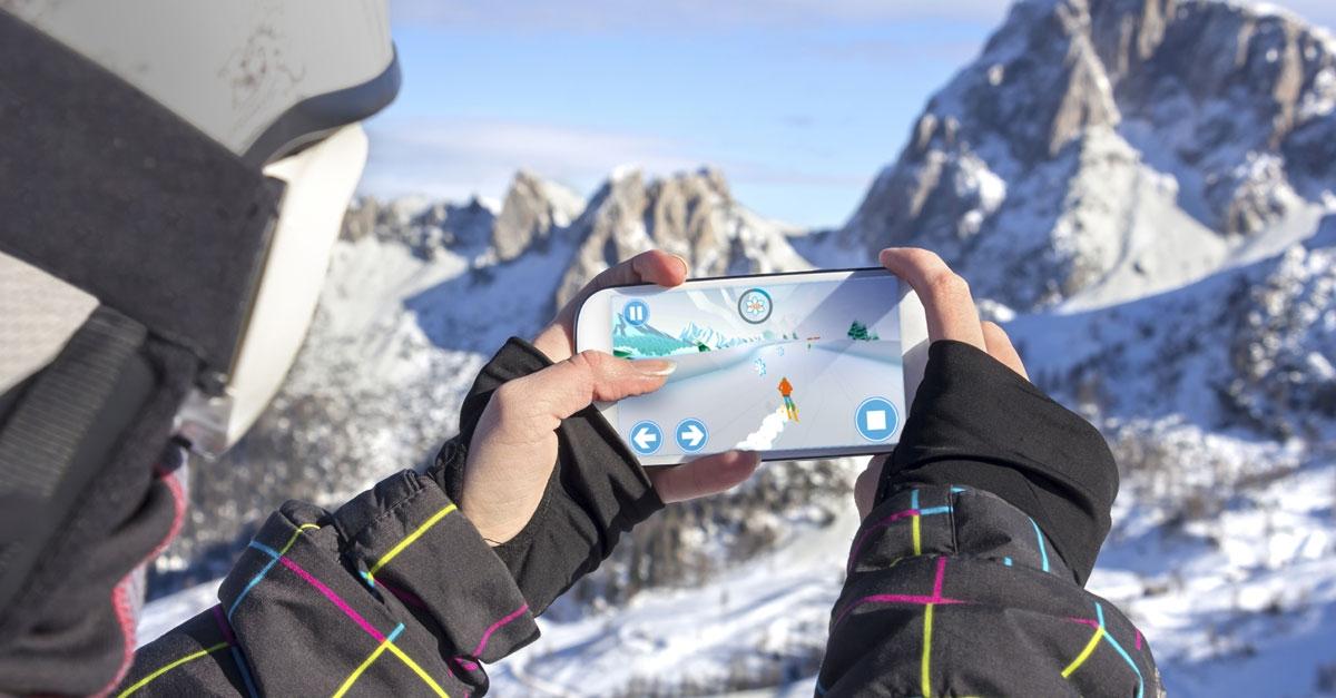 Snowpark Challenge - jeu video gratuit pour les 8-14 ans