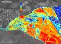 Analyse des processus de dommages liés aux submersions marines et à l'effet des vagues - Application aux tempêtes Johanna et Xynthia.